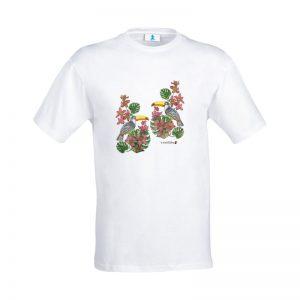 """T-shirt Mandala """"Tucano"""""""