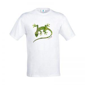 """T-shirt Mandala """"Geco"""""""