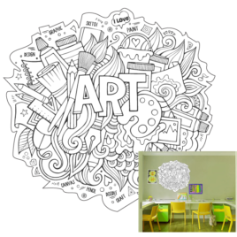 ART – Pannello murale in forex