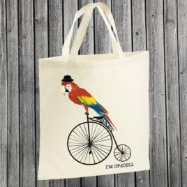 Shopper Cotone – I'm opposit