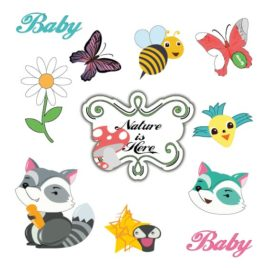 Baby Stickers No.1