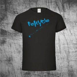 Feltyde t-shirt alfa
