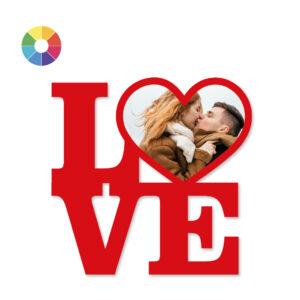 "Cornice ""Love"""