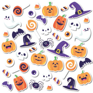 "Stickers ""Halloween"""