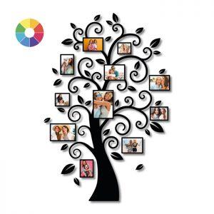 L'albero fotografico