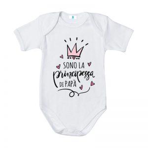 """Baby Body """"Sono la Principessa di Papà"""""""