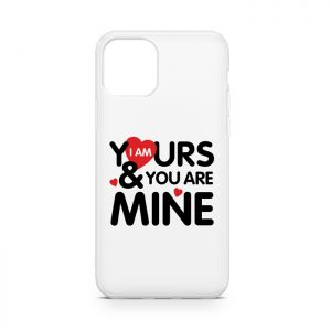 """Cover """"I am yours & you are mine"""""""