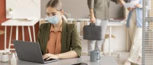Riorganizzare l'ufficio dopo il Coronavirus: tutto quello che ci serve