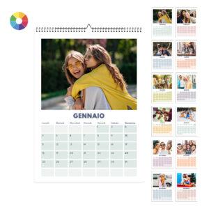 Foto calendario mensile 2021