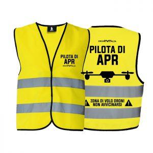 "Gilet ""Pilota di APR"""