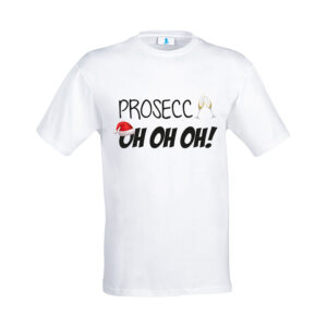 "T-shirt ""Prosecco oh oh oh"""