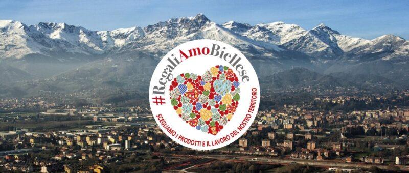 #RegaliAmoBiellese, l'hashtag (e non solo) di chi vuole bene a Biella