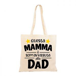 """Shopper """"Questa mamma è sopravvissuta alla DAD"""""""