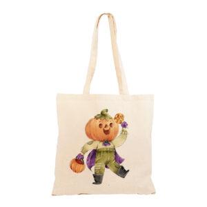 """Shopper """"Zucca di Halloween"""""""