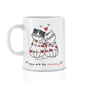"Tazza ""You are my sweetie"""