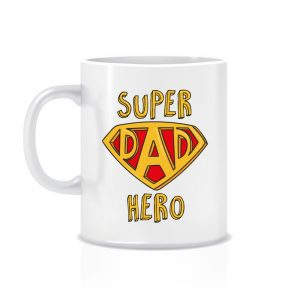 "Tazza ""Super Dad Hero"""