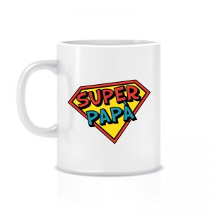 """Tazza """"Super Papà"""""""