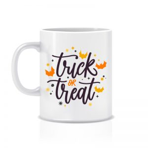 "Tazza Halloween ""Trick or Treat"""
