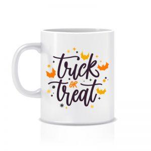"Tazza Halloween ""Trick or Treat"""