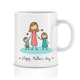 Happy Mother's day – Tazza regalo – festa della mamma