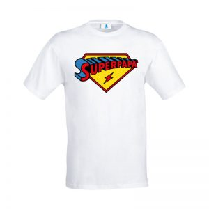 "T-shirt ""Super Papà"""