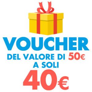 Voucher da 50€